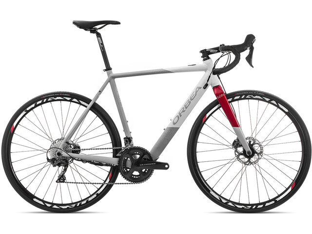 ORBEA Gain D20 grey/white/red